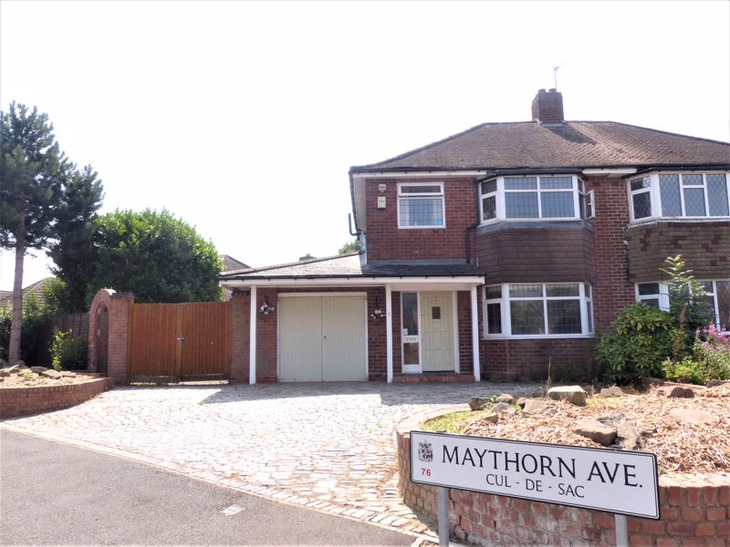Maythorn Avenue Walmley