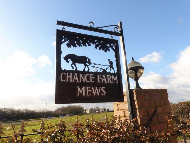 Chance Farm Mews Kingsbury Road