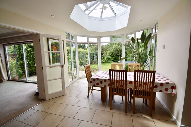 Orangery to Dining Area
