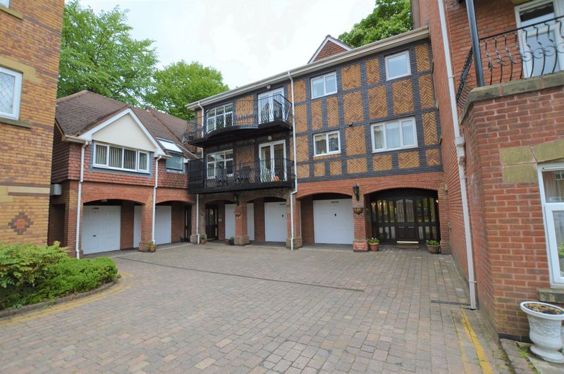 Pegasus Court Penthouse Bury Road