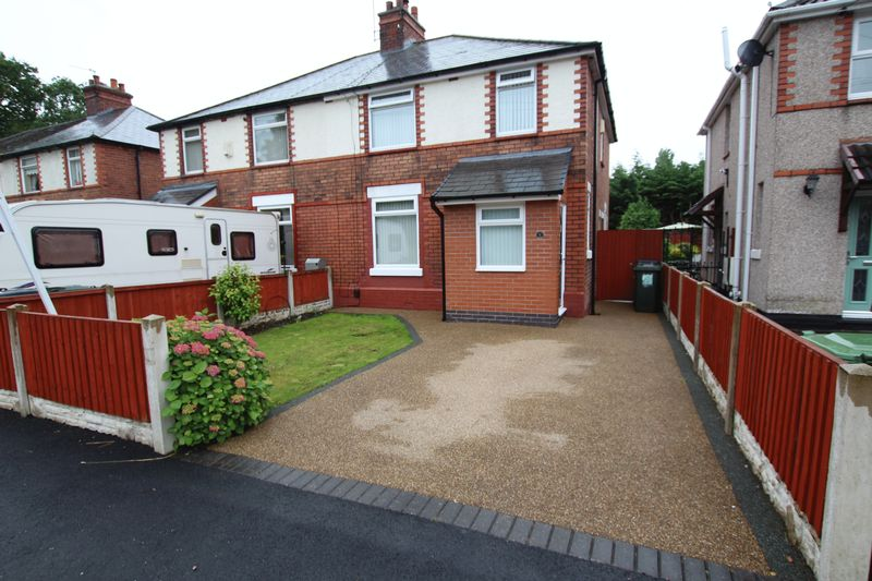 Woodend Road Overpool