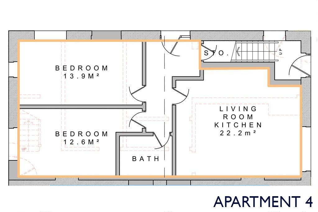 Apartment 4, Park Road