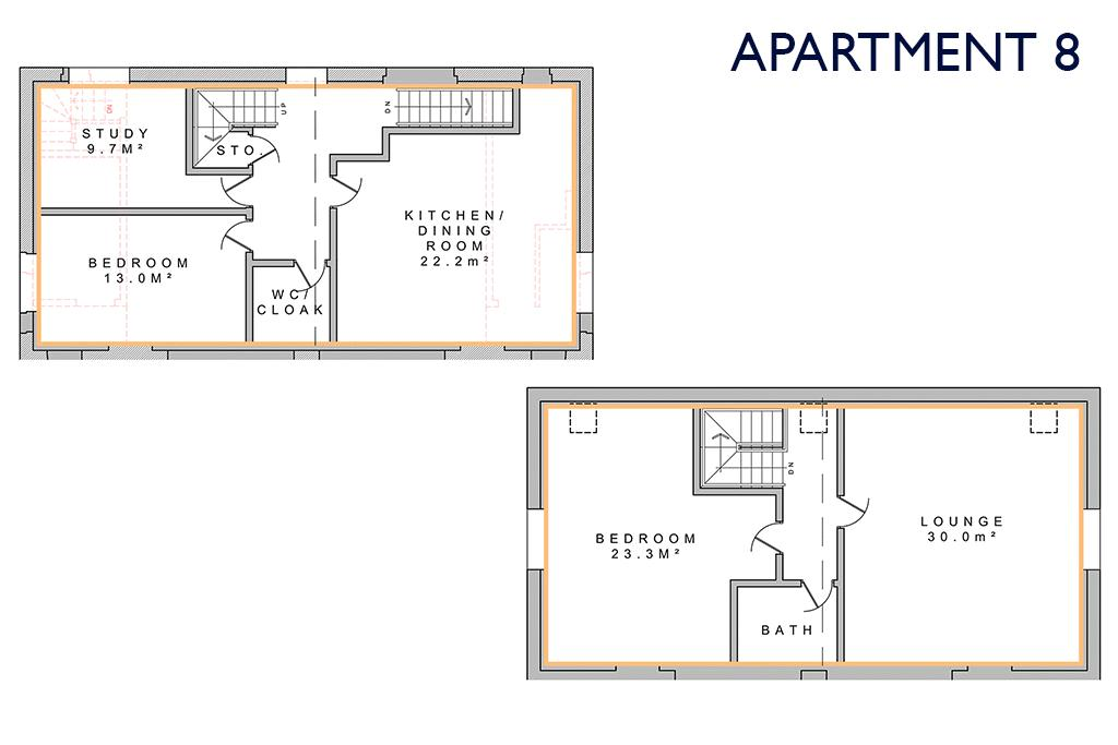 Apartment 8, Park Road