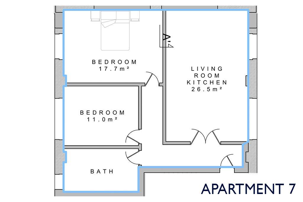 Apartment 7, Park Road