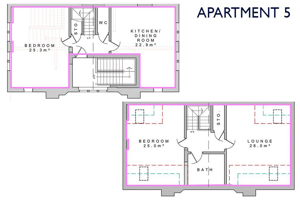 Apartment 5, Park Road