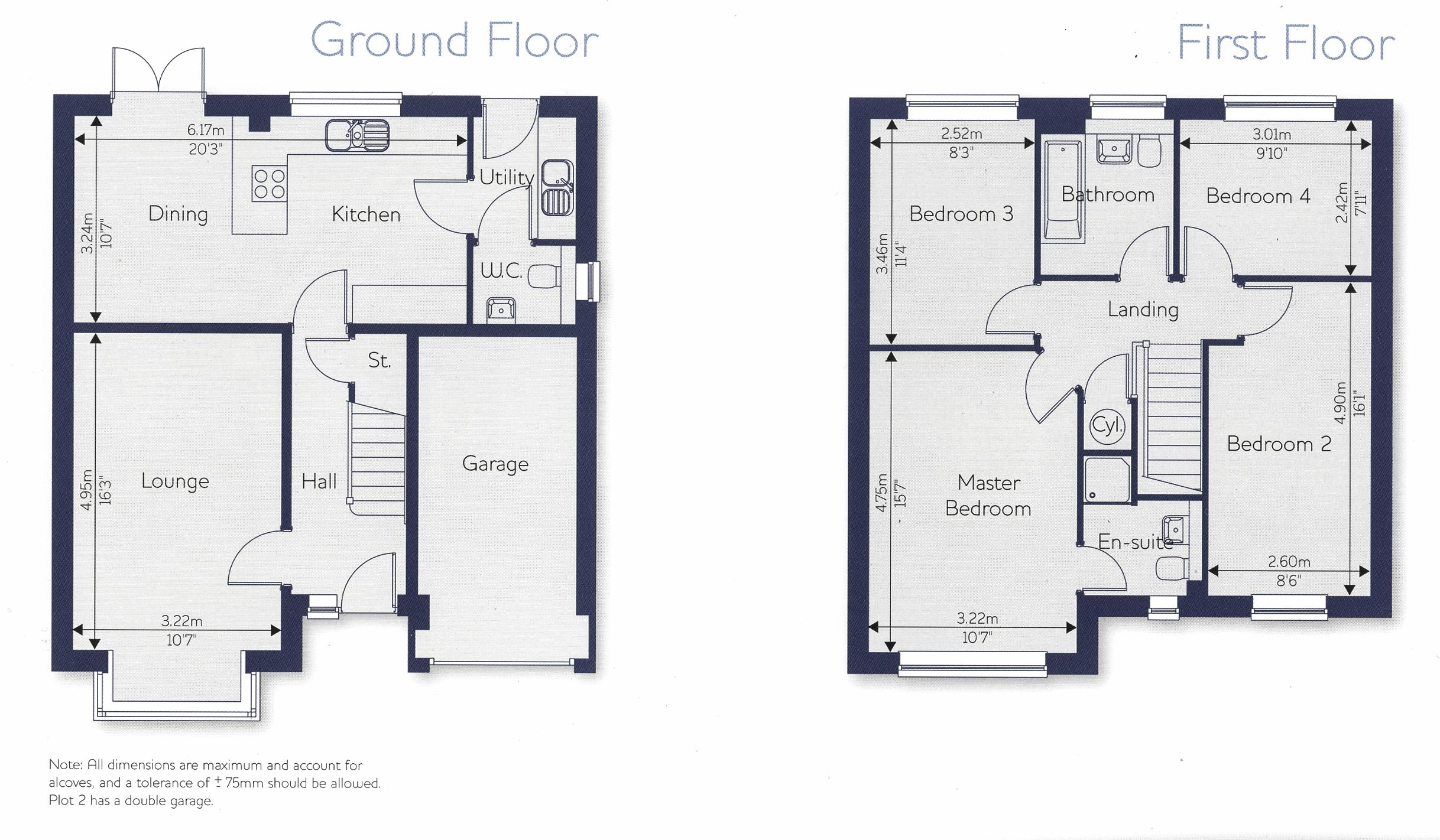 Renishaw Floorplan