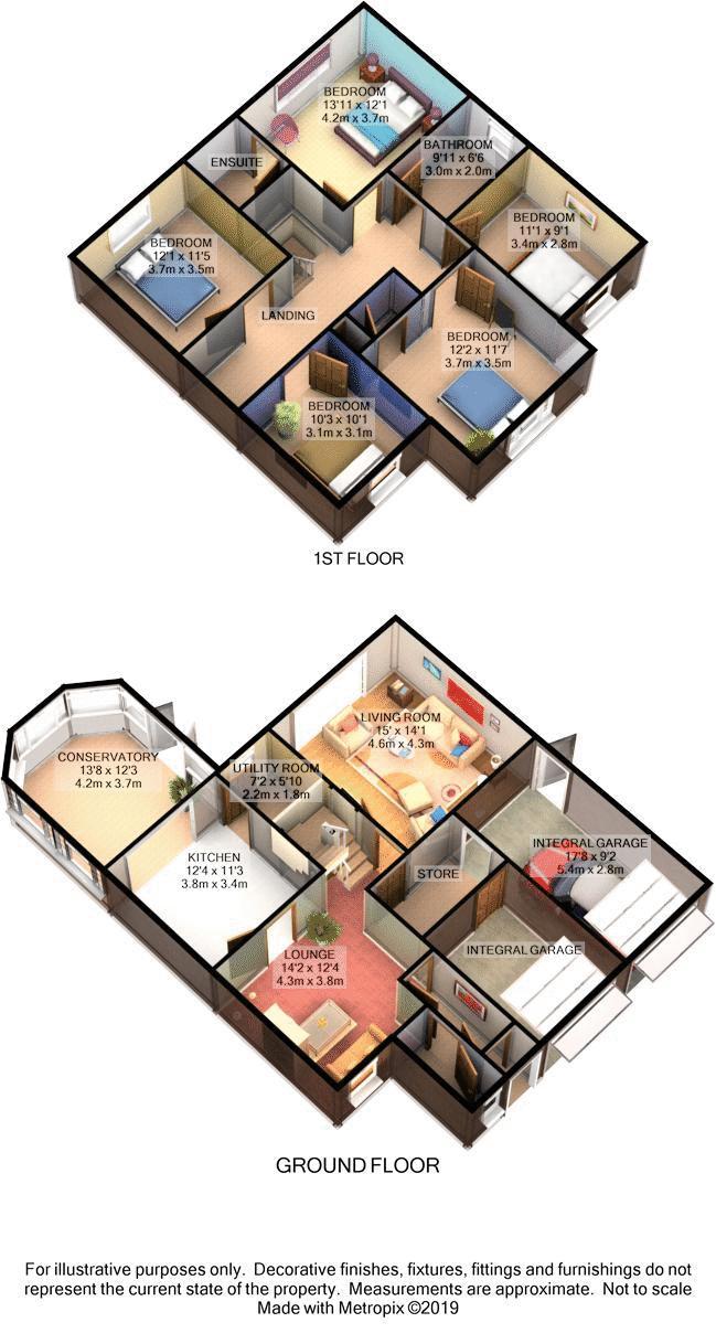 Heron Way Floorplan