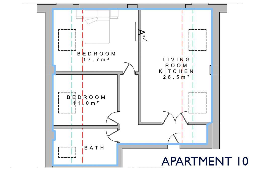 Apartment 10, Park Road