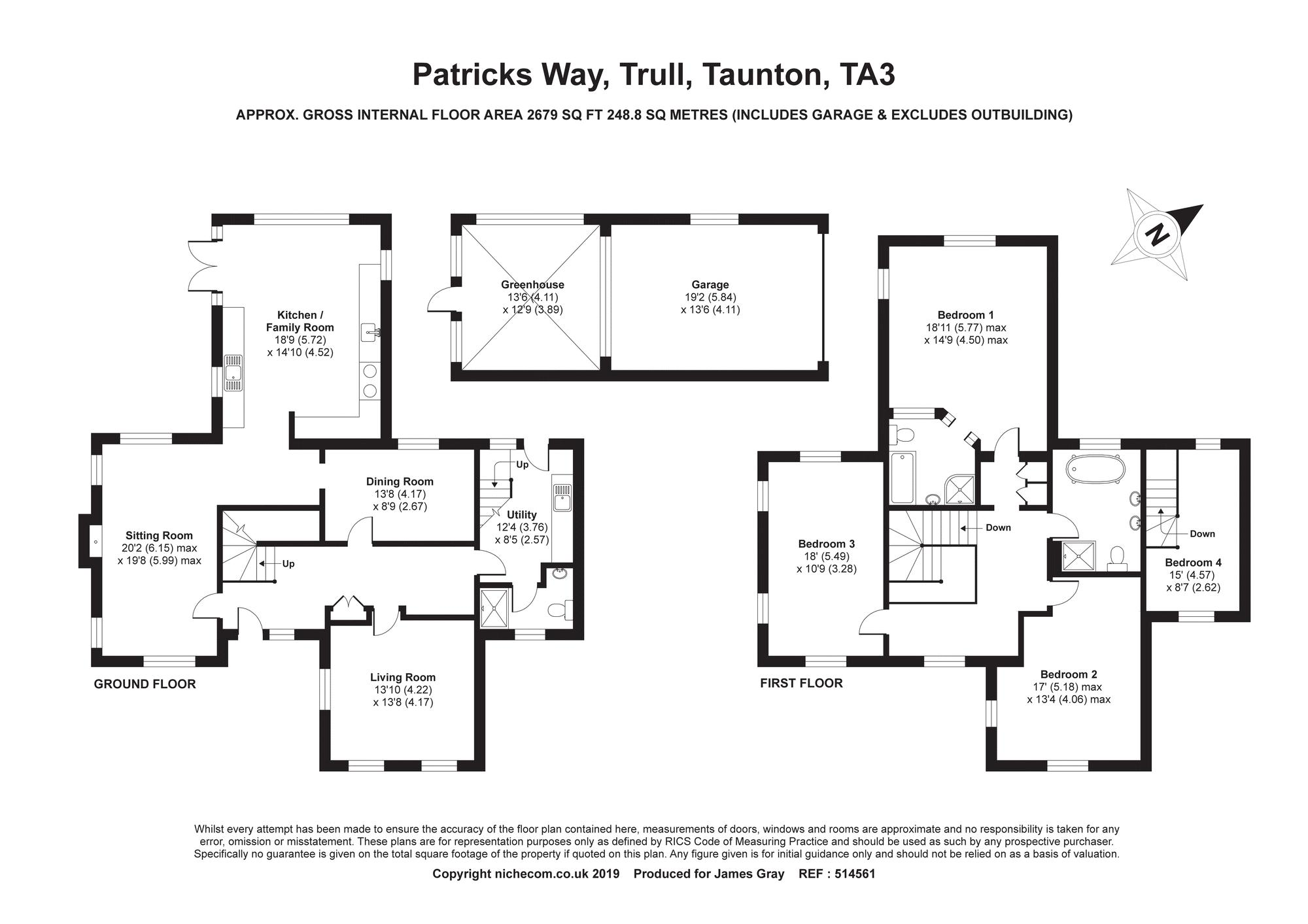 Patricks Way Trull