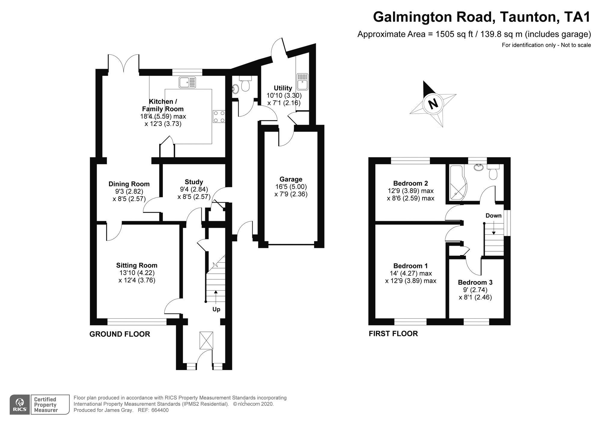 Galmington Road