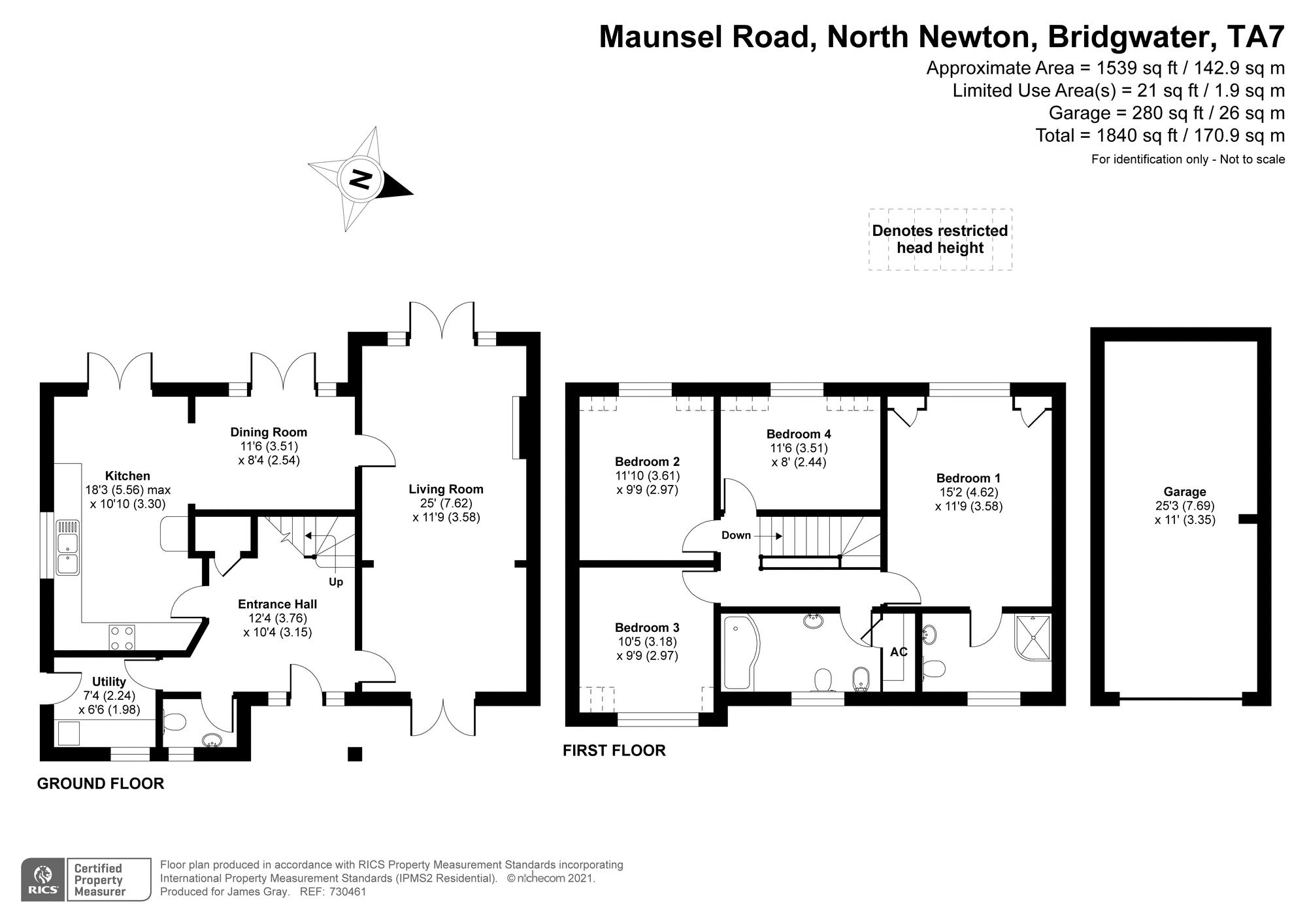 Maunsel Road North Newton