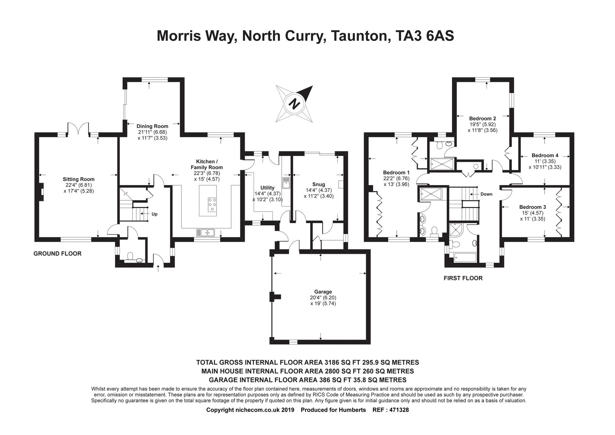 Morris Way North Curry