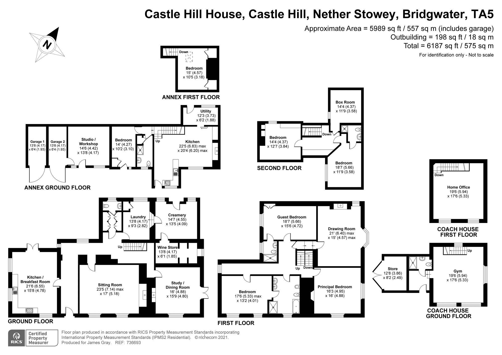 Castle Hill Nether Stowey