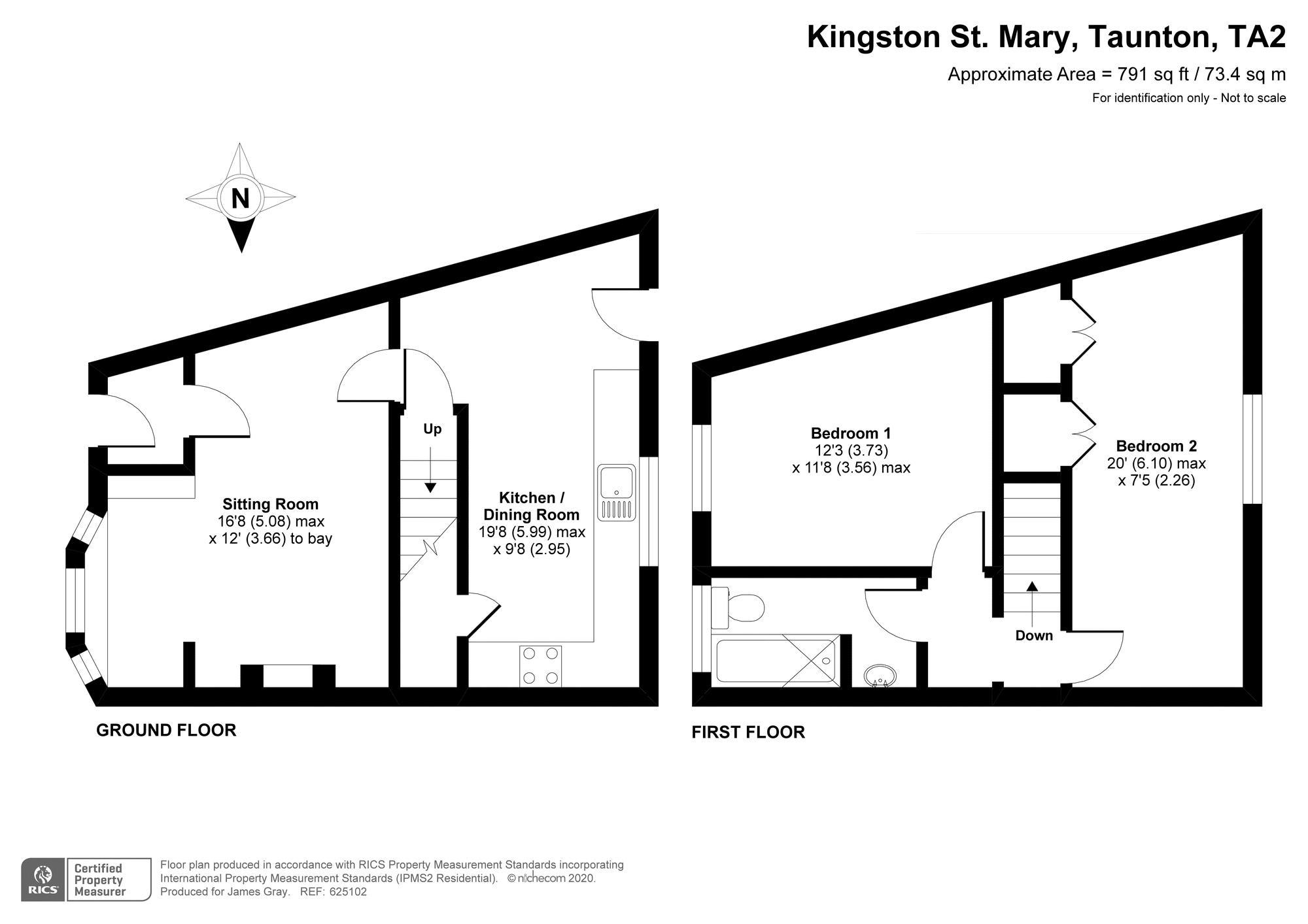 Kingston St. Mary