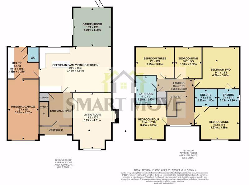 House Type Floor Plan