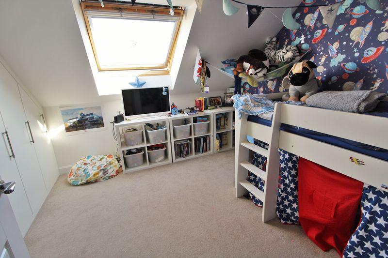 Bedroom Two (2nd Floor)