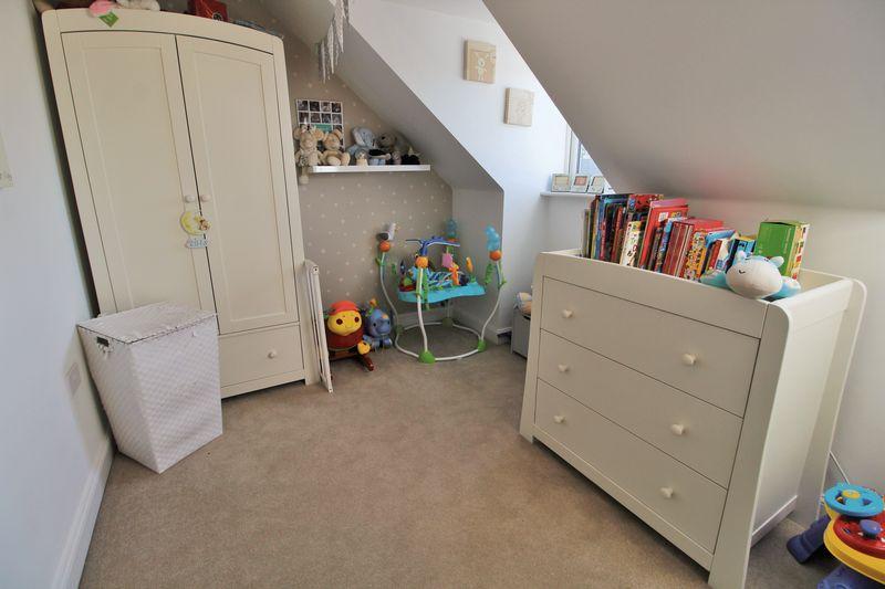 Bedroom Three (2nd Floor)