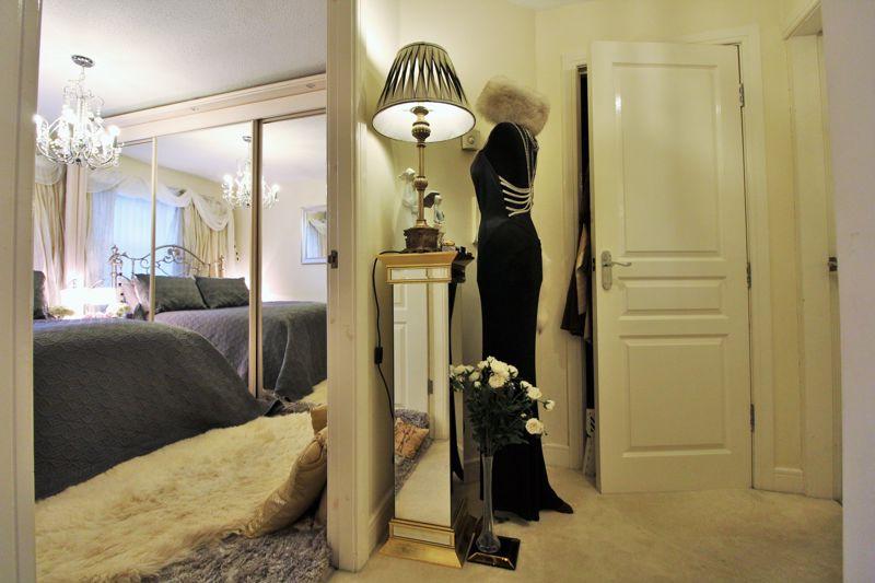 Hallway into Bedroom One