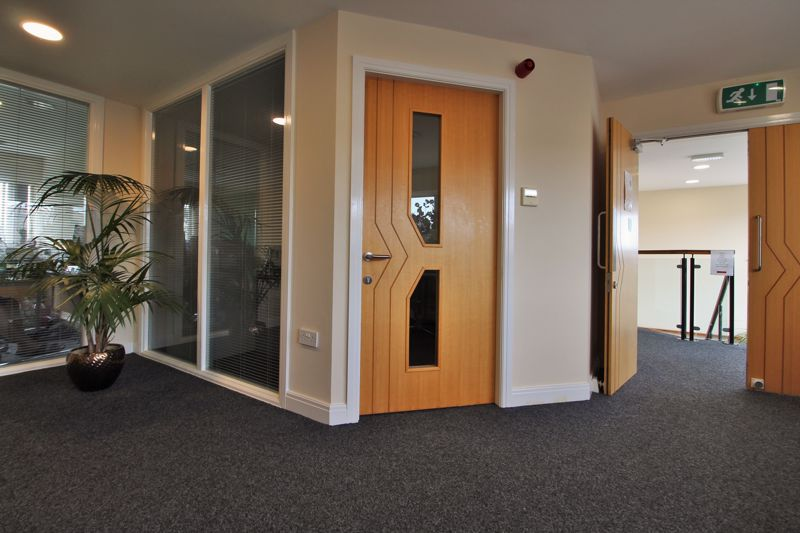 Office Entrance