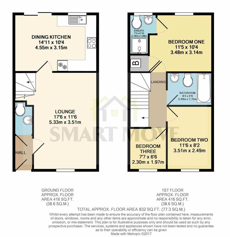 Floor Plan (The Minster)