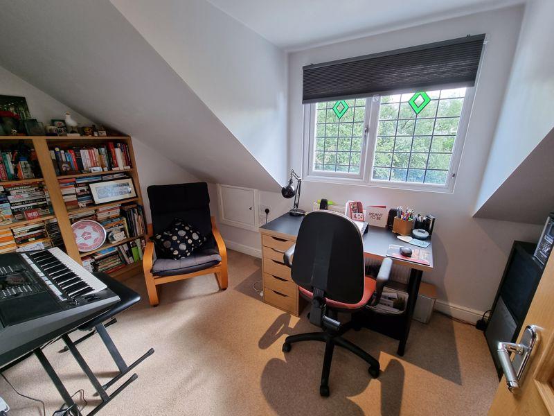 Bedroom Six / Study