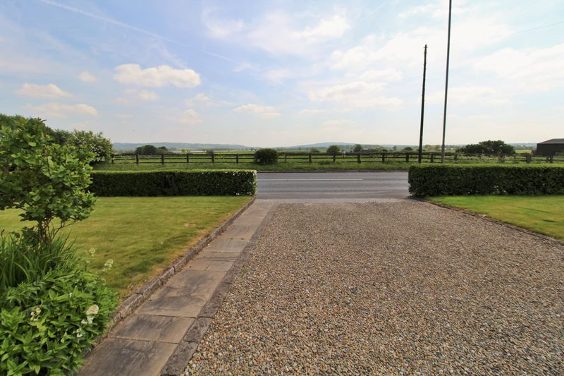 Driveway & Front Outlook