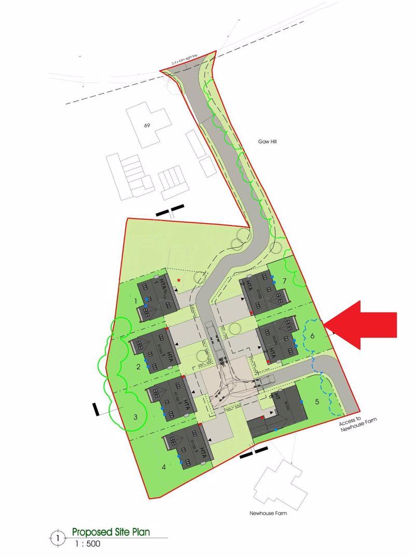 Plot's Location
