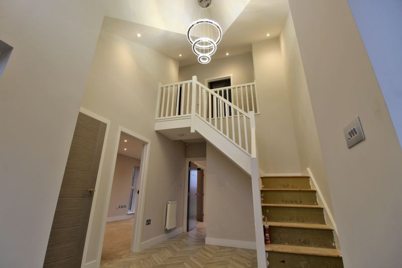 Full Height Entrance Hall
