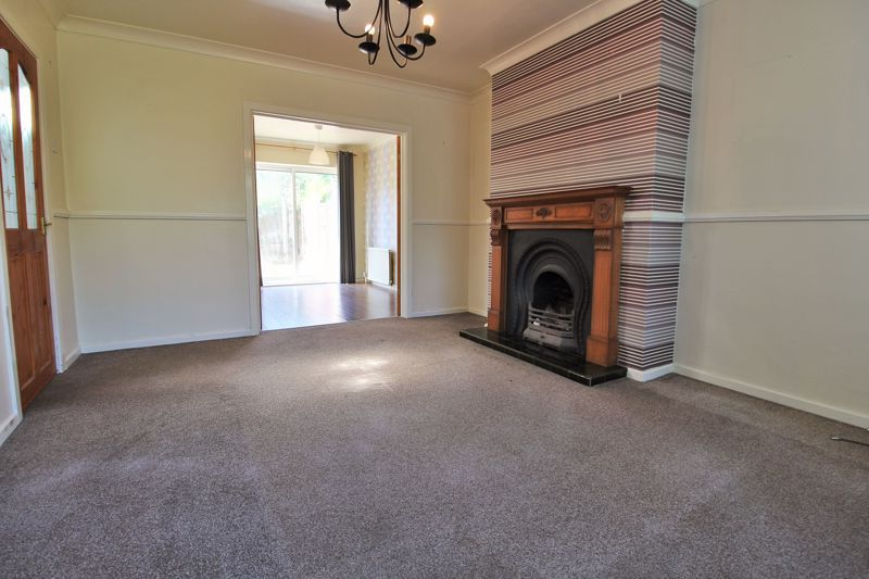 Lounge into Dining Room