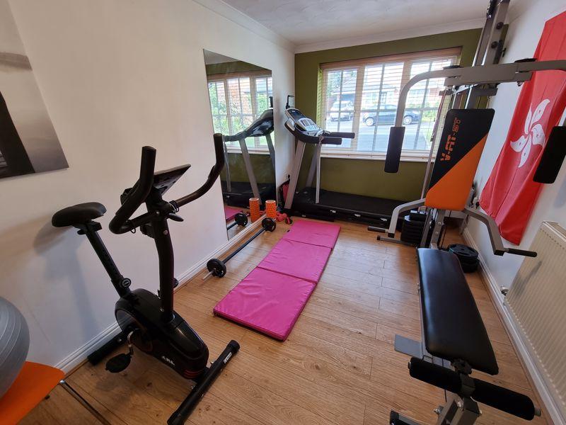 Family Room / Gym