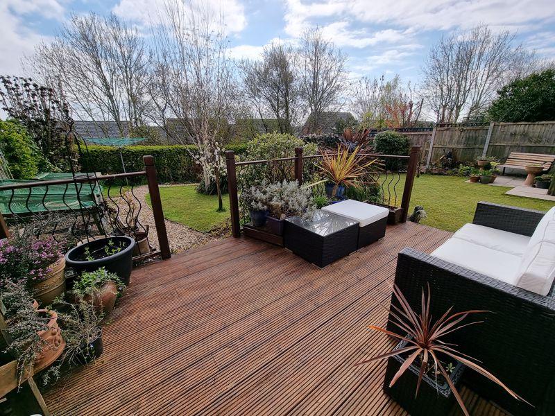 Rear Garden - Decking