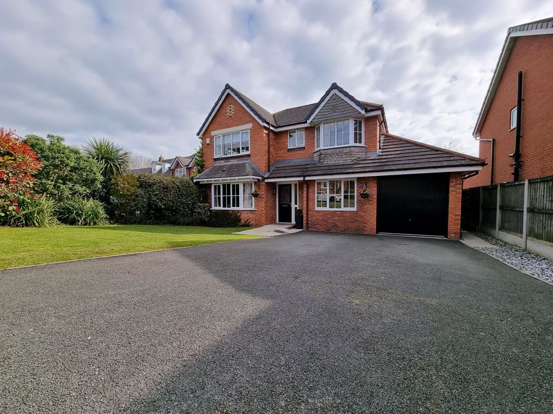 4 Bed Detached Home