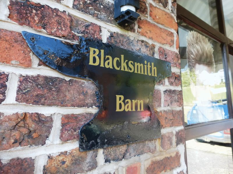 Blacksmith Barn