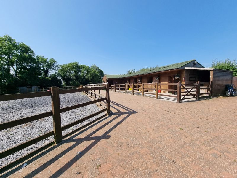 Stables & Arena