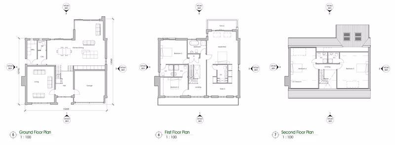 House Type A1 Floor Plan