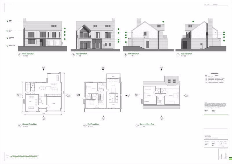 House Type A1