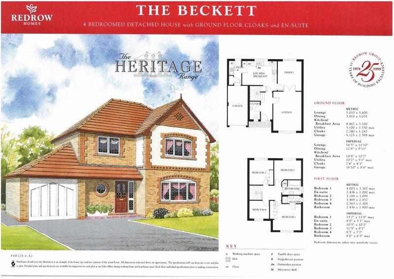 Redrow House Type