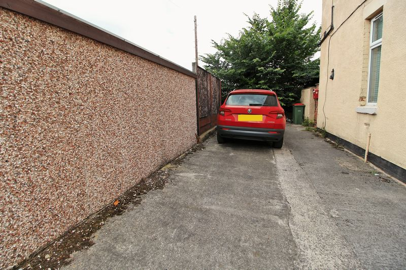 Parking to Rear