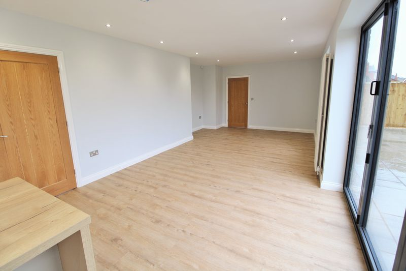 Open Plan Family / Dining Area