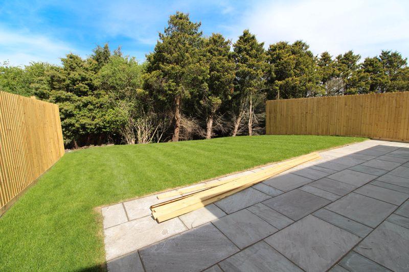 Rear Garden - EXAMPLE