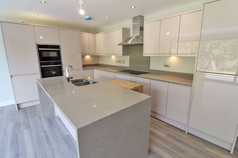 Kitchen with Integrated Appliances - EXAMPLE