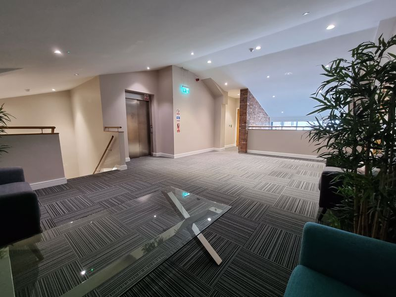 First Floor Communal Landing