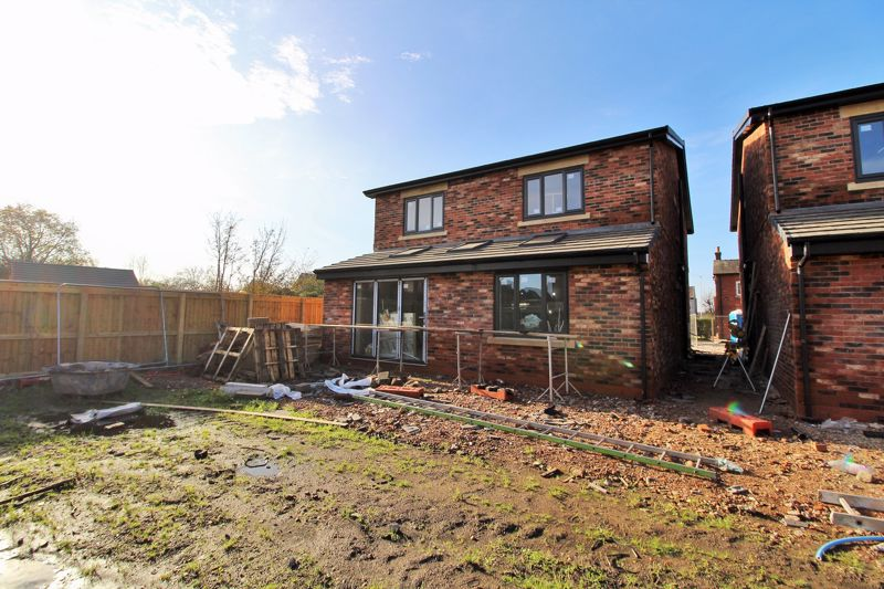 Rear Elevation as of 06/11/20'