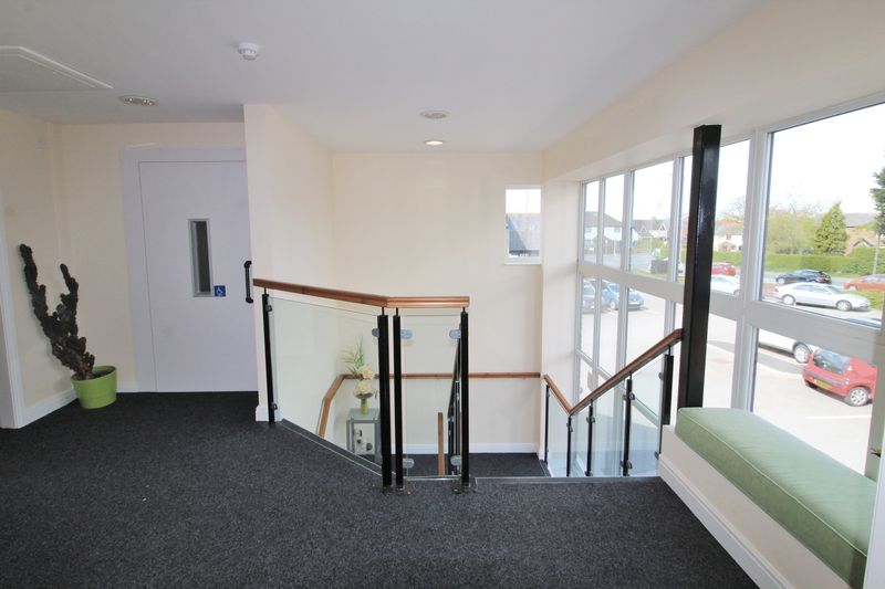 Stairwell and Lift