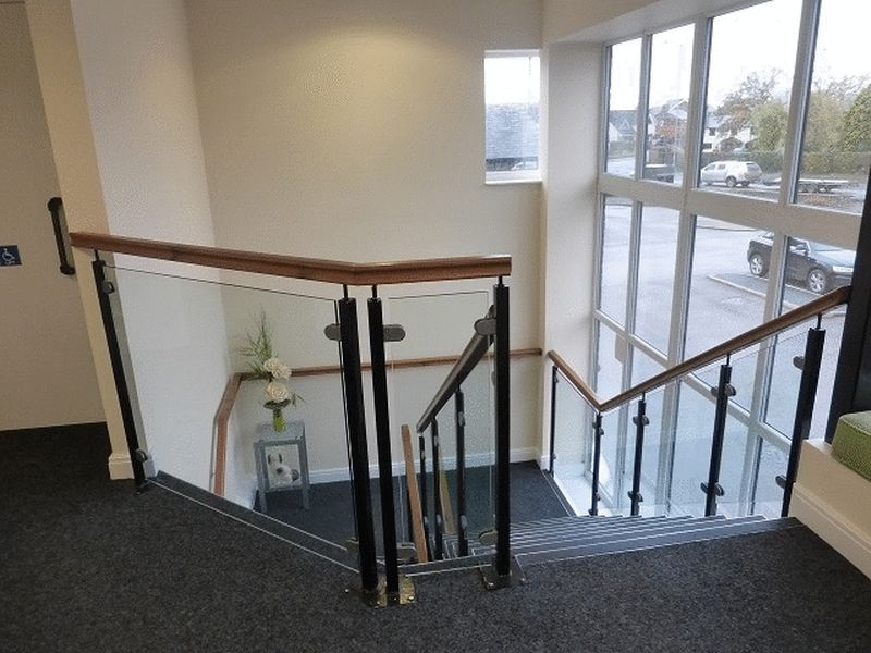 Staircase to Ground Floor