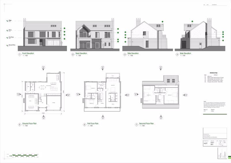 House Type & Floor Plan