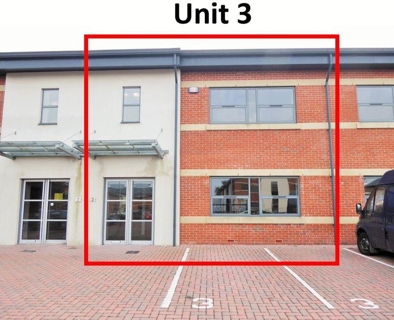 Unit 3 Frontage