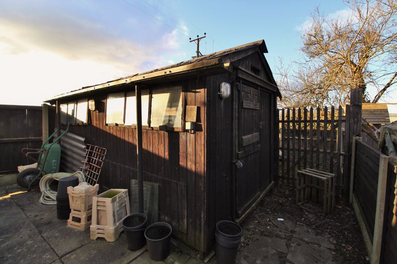 Timber Garden Store / Shed
