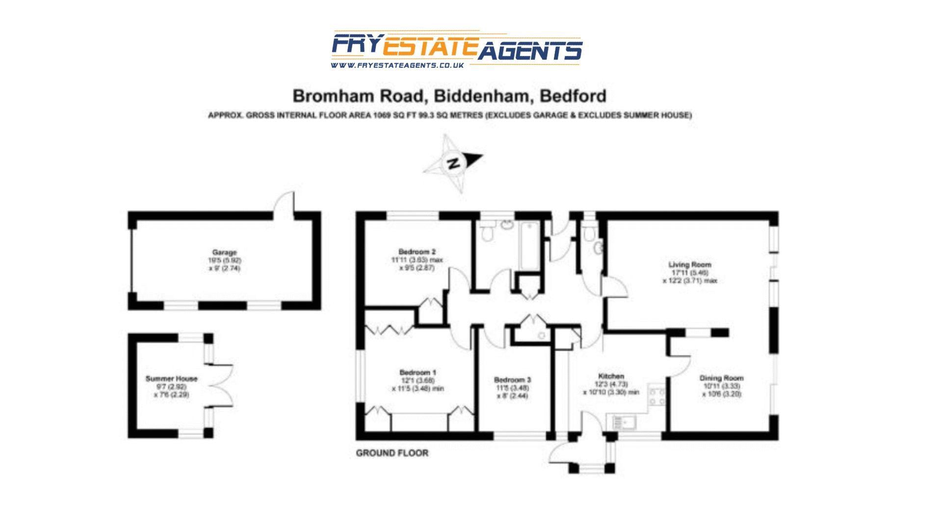 Bromham Road Biddenham