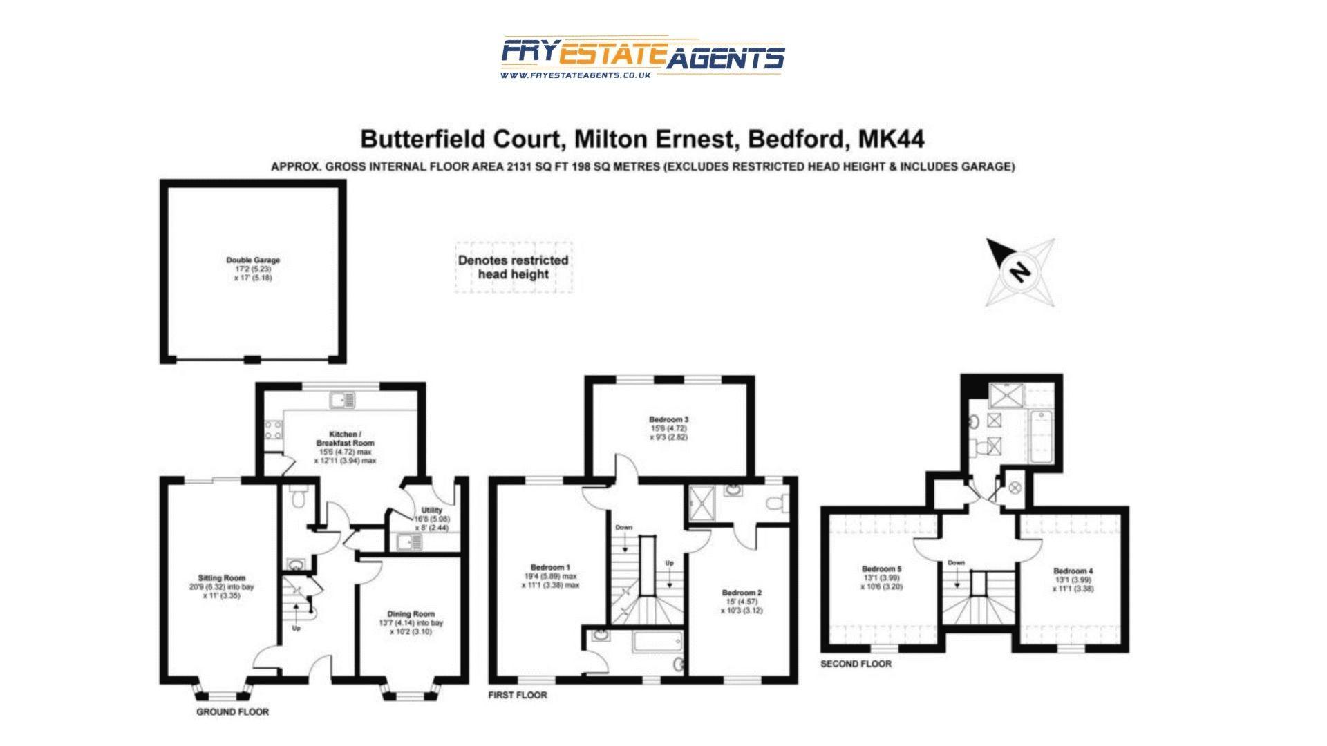 Butterfield Court Milton Ernest